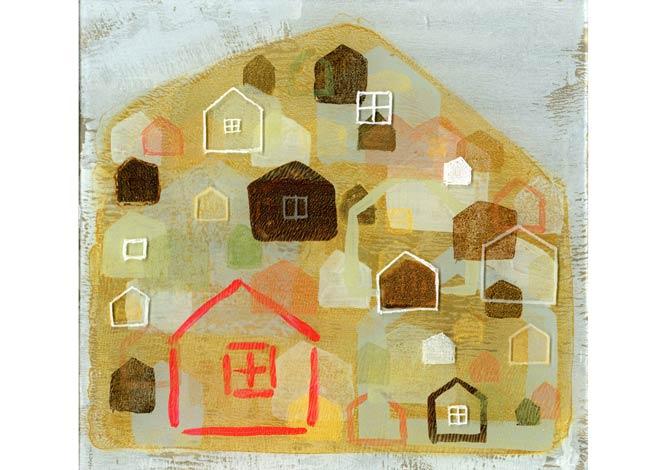 家々/ gallery  fuuro