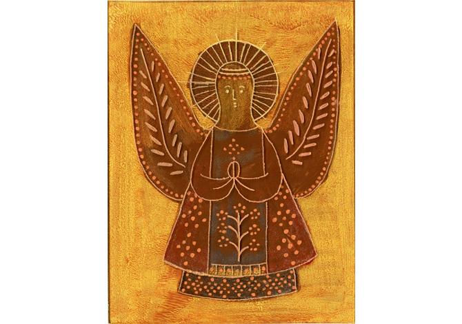 天使 pray     / gallery  fève